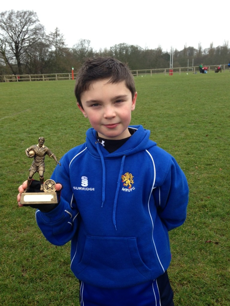 Oliver Ransom - Best Defender - 03/02/13