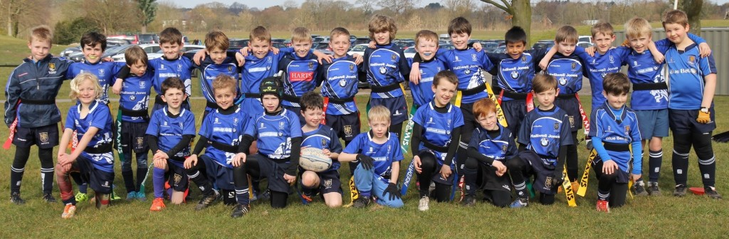 Macclesfield Rugby Under 9s