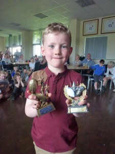 Most Impoved Player Cillian