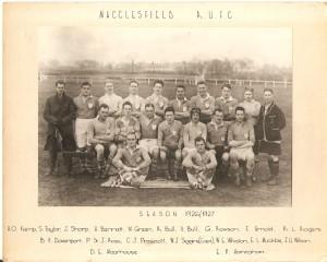 3 Season 1926-27