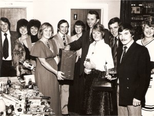 Presidents evening 1976
