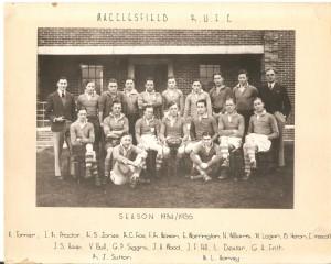 5 Season 1934-35