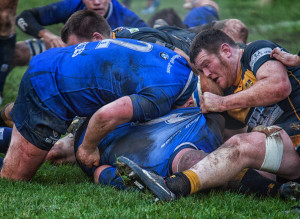 A try for the Blues