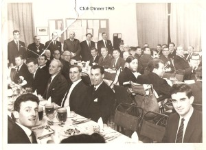 19 Annual Dinner 1965