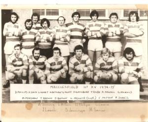 22 Season 1974-75