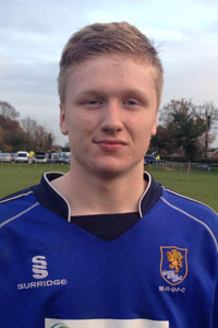 James Brocklehurst - Man of the Match