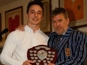 Jordan Brookes - Chairmans Player of the Season