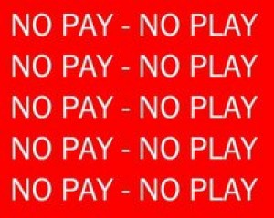 no pay-no play