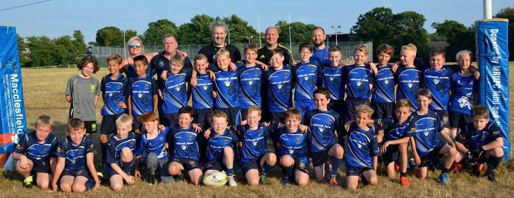 Under 11s Team Photo