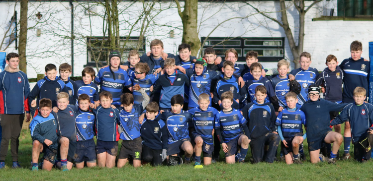 MRUFC U13's see out 2018 in Style