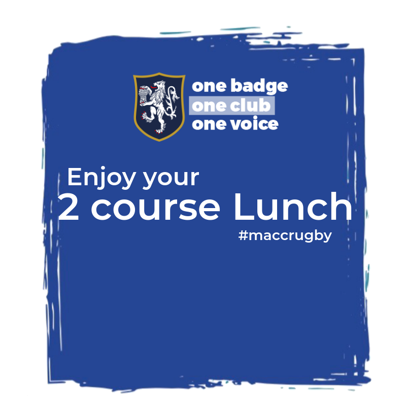 2 Course Lunch And Match Day Ticket