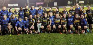 Macclesfield Ladies Squad