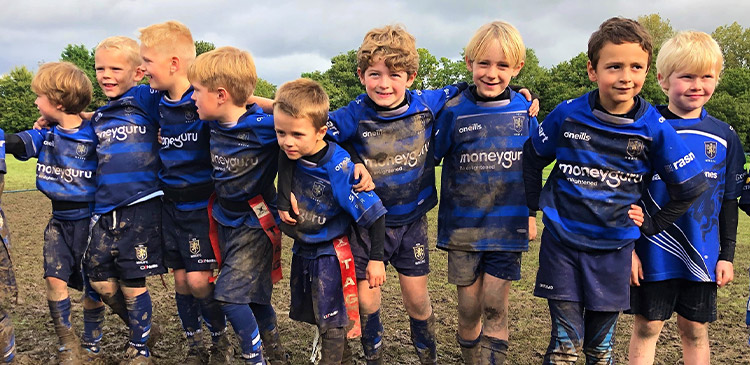 Macclesfield Rugby Under 7's