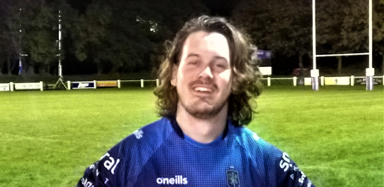 Phil Laing Macclesfield Rugby