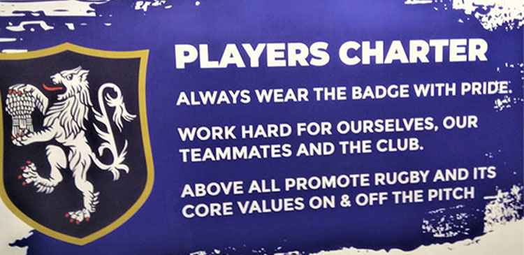 players charter