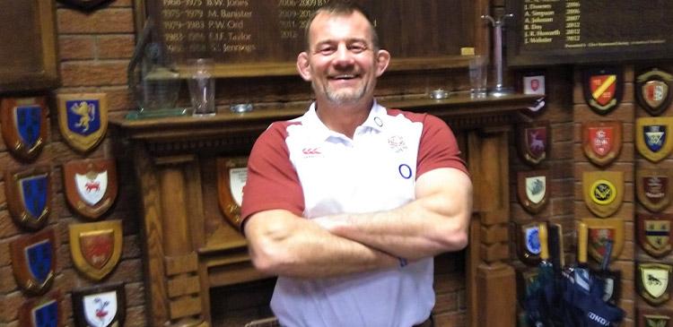 Rick Jones Macclesfield Forwards' Coach