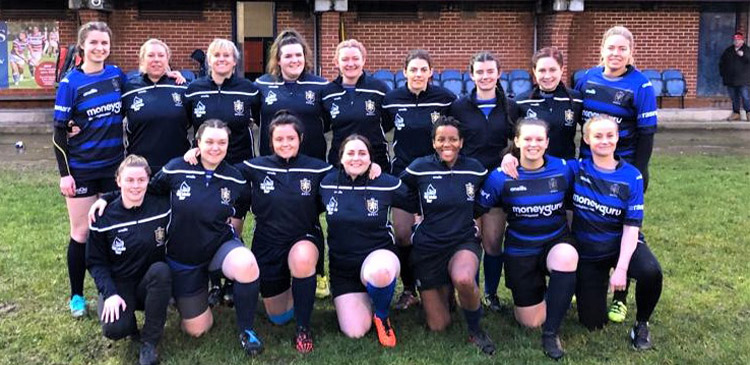 Macclesfield Ladies Rugby Team