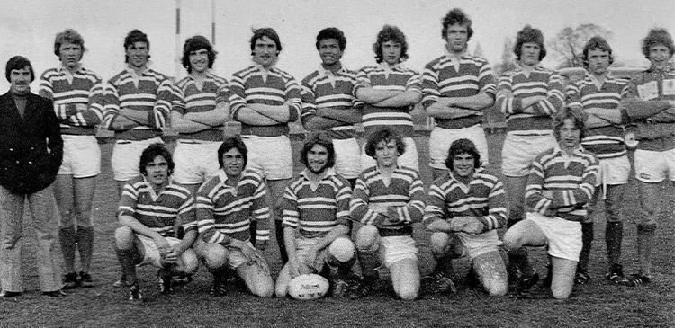 Macclesfield Colts 1976